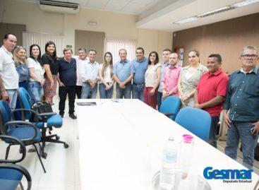 Autoridades debatem a implantação da terceira entrância em Parauapebas