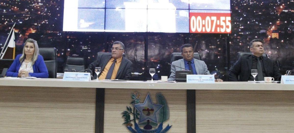 Câmara aprova criação de quatro cargos de agente de controle interno