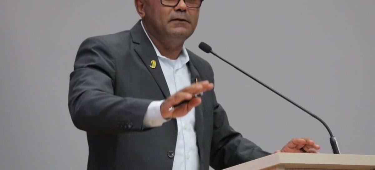 O prefeito de Parauapebas, Darci Lermen, nomeou Wanterlor Bandeira como novo gestor da Secretaria Municipal de Segurança Institucional e Defesa do Cidadão