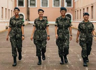 Senado abre consulta sobre alistamento militar para mulheres