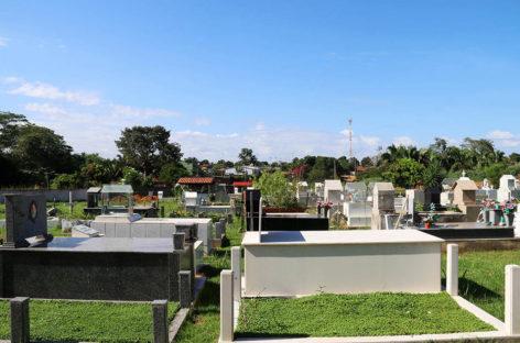 Cemitérios de Parauapebas são preparados para Dia de Finados