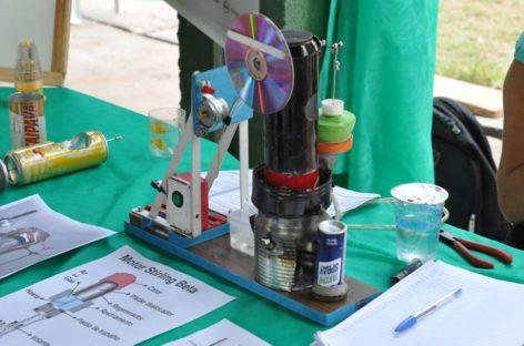 Pela primeira vez, Parauapebas participa da Semana Nacional de Ciência e Tecnologia