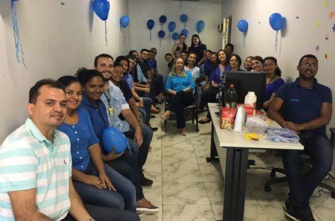 Servidores do Dirca realizam ações alusivas à Campanha Novembro Azul