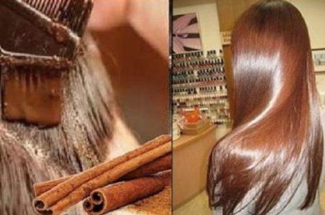 Máscara capilar de canela: seus cabelos vão brilhar e crescer como você nunca viu