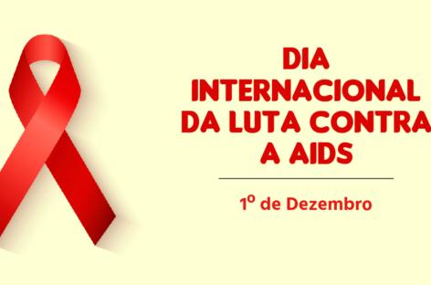 Governo Municipal realizará ações alusivas ao Dia Mundial de Luta Contra a Aids