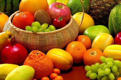 Inclua frutas variadas no seu cardápio