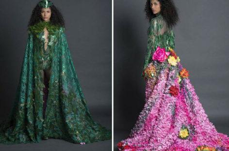 Traje típico de Miss Brasil defenderá a preservação da Amazônia