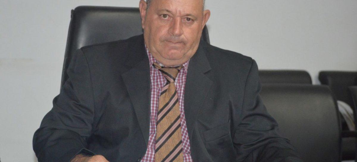 João do Feijão solicita asfalto para vias do Bairro Jardim Canadá