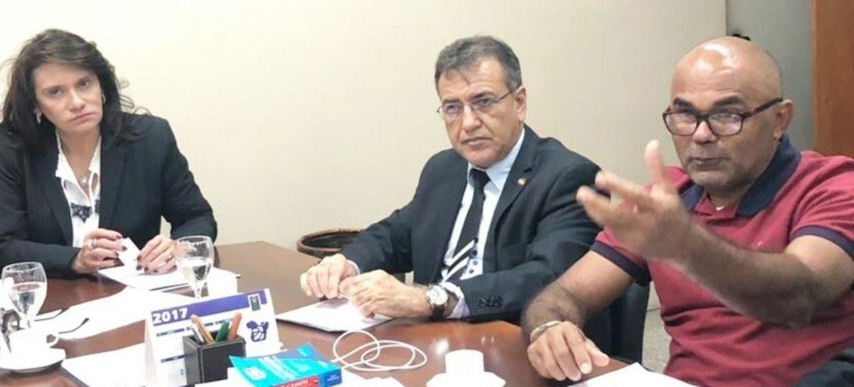 Deputado Gesmar Costa viabiliza celeridade em convênios da Segurança Pública para Parauapebas