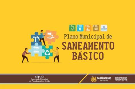 Audiência pública apresentará hoje, 17, diagnóstico do saneamento básico de Parauapebas e o plano de governo para os próximos anos