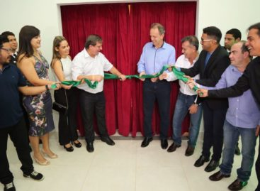 Gesmar prestigia inauguração do Centro Cultural de Parauapebas