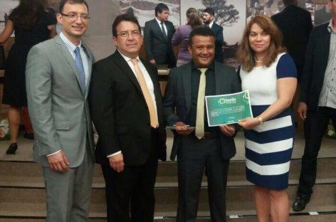 TCM-PA concede certificado por gestão transparente à Câmara Municipal de Parauapebas
