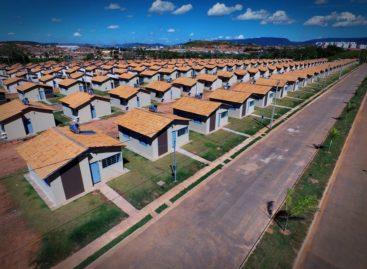 Residencial Vila Nova: 225 unidades habitacionais são entregues para famílias de menor renda