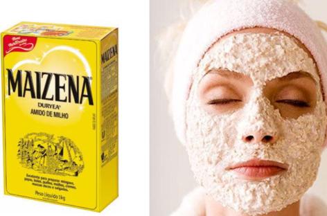 Receita caseira feita de maizena rejuvenesce a pele como um botox