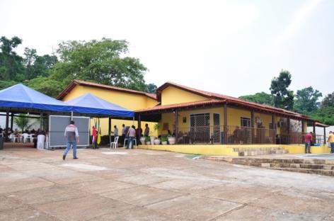 Prefeitura inaugura novo espaço do aconchego dos idosos