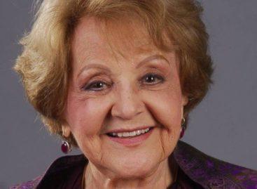Morre a atriz Eva Todor, aos 98 anos, de pneumonia