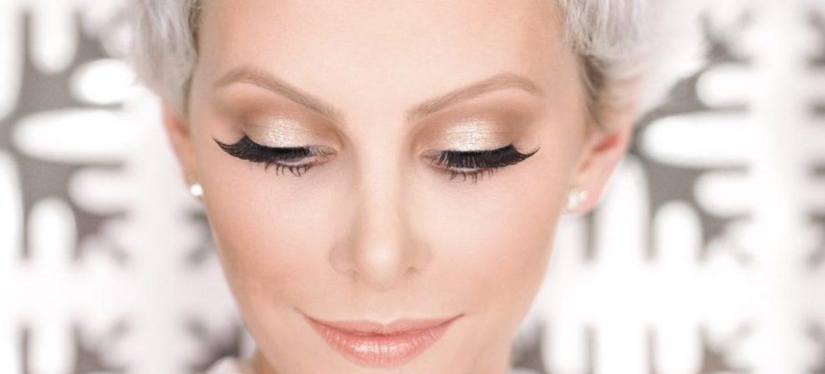 Maquiagem para o Ano-Novo: 3 ideias com passo a passo