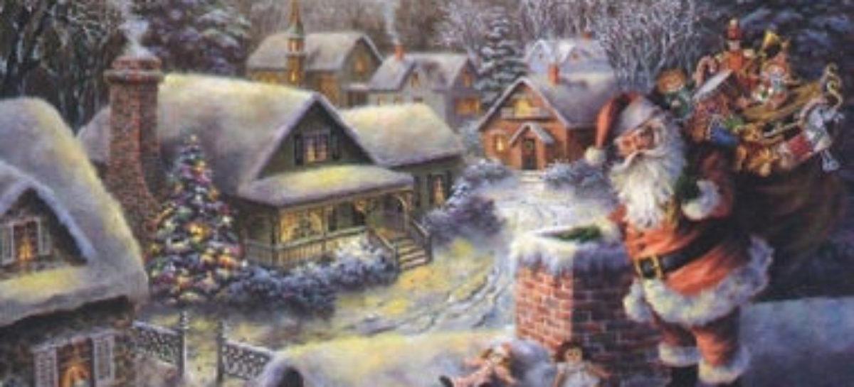 Natal é tempo de paz e esperança