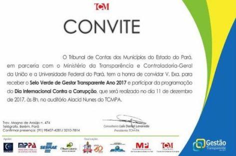 Elias da Construforte receberá selo do TCM por gestão transparente