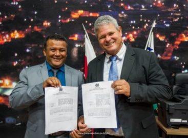 Elias Ferreira e Horácio Martins propõem criação de fundo municipal de desenvolvimento econômico