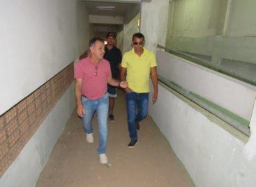 Deputado Gesmar acelera a retomada de obras do estado no município