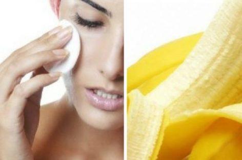 Rejuvenesça a pele e combata a acne, rugas e psoríase usando polpa de banana