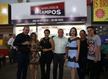 Chegou em Parauapebas a Imobiliária Campos