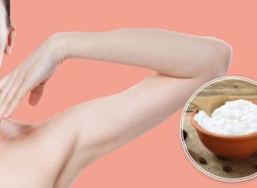 Bicarbonato é segredo para clarear axilas manchadas pelo desodorante: veja como