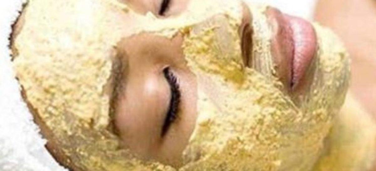 Máscara de banana e gengibre deixa a pele renovada e rejuvenescida