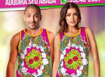 Cala a Boca e me Beija apresenta ABADADÁ para o Carnaval 2018
