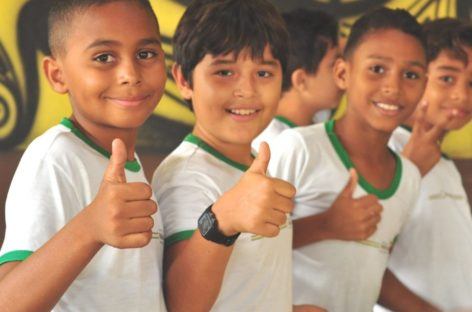 Rede Municipal de ensino inicia matrículas para alunos novatos