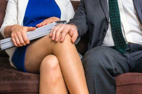 90% das pessoas já fizeram alguma atividade ligada a sexo no trabalho