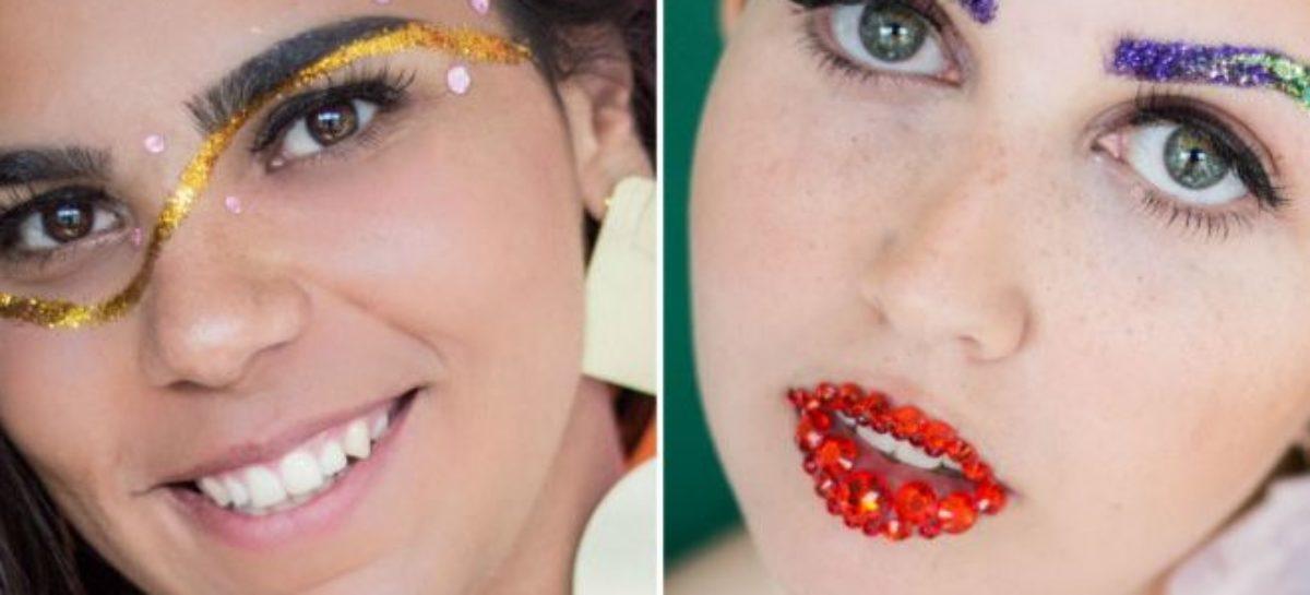 9 ideias de make de Carnaval supersimples que vão até dispensar a fantasia